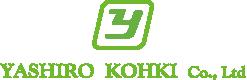 工作機械・切削機械・工場設備の専門商社 矢代工機株式会社