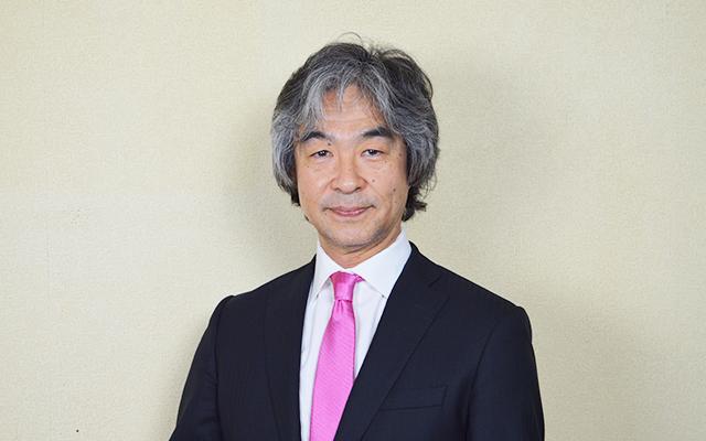 代表取締役社長 矢代 秀晴